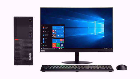 圖片 Lenovo M720 Series - Tower - 10SQA00FHC Intel i7-8700, 4GB DDR4, 1TB HDD