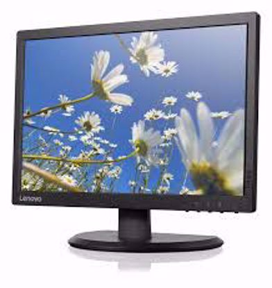 "圖片 ThinkVision - 19.5"" Monitor & LCD Display (with 3 years on-site warranty) - 60DFAAR1WW"