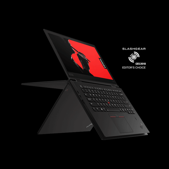 圖片 ThinkPad X1 Yoga G3 (333mm x 229mm x 17.05mm, 1.4 kg)-20LDS00G00
