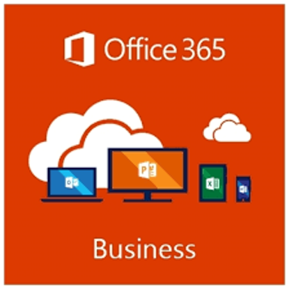 圖片 Office 365 商務版 (每個使用者/每個月 - 年度預付)