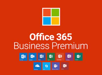圖片 Office 365 商務進階版 (每個使用者/每個月 - 年度預付)