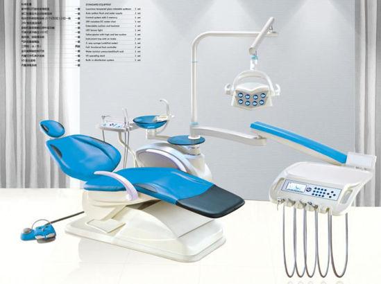 圖片 TX-830 豪華型連體式牙科綜合治療機